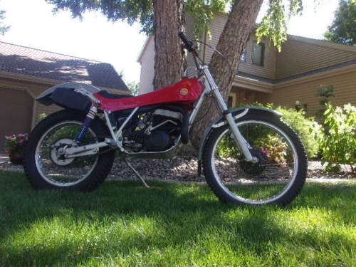 1982 Other Makes 1982 MONTESA COTA 349 Red for sale